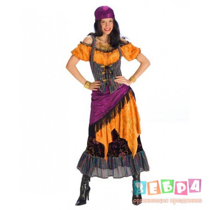 Как сделать костюм цыганки своими руками фото