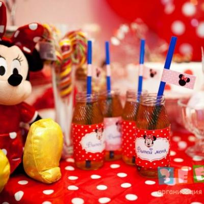 Тематическое оформление детских праздников